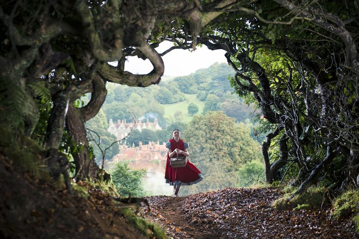 Disney Into The Woods Little Red Riding Hood