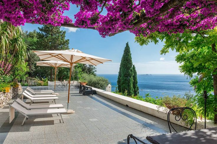 Exclusive panoramic villa in Positano  , Salerno, Italy – Luxury Home For Sale