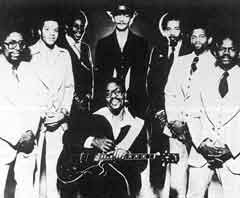 The band that started it all in DC Chuck Brown and the SoulSearchers.