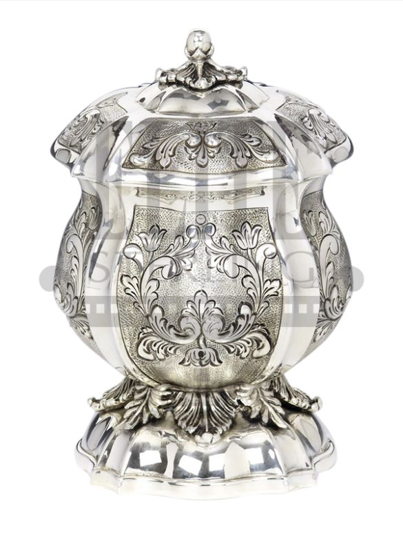 Balagio #Silver #Honey and #Sugar #Dish ( #Hazorfim )