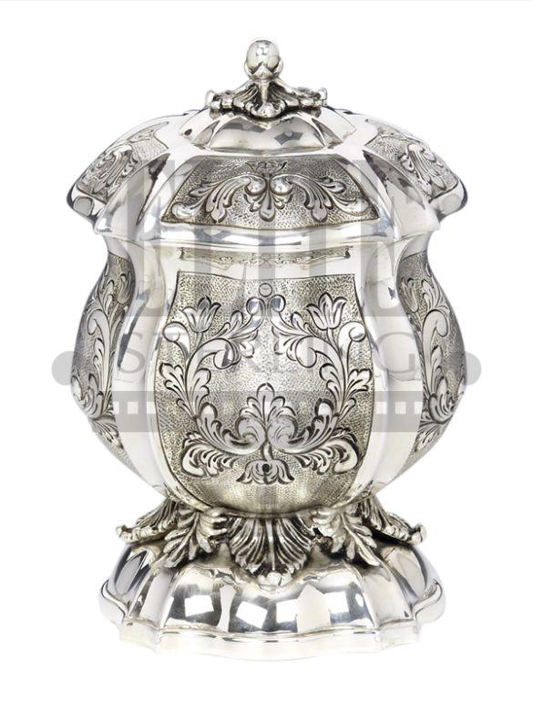 Balagio #Silver #Honey and #Sugar #Dish ( #Hazorfim )