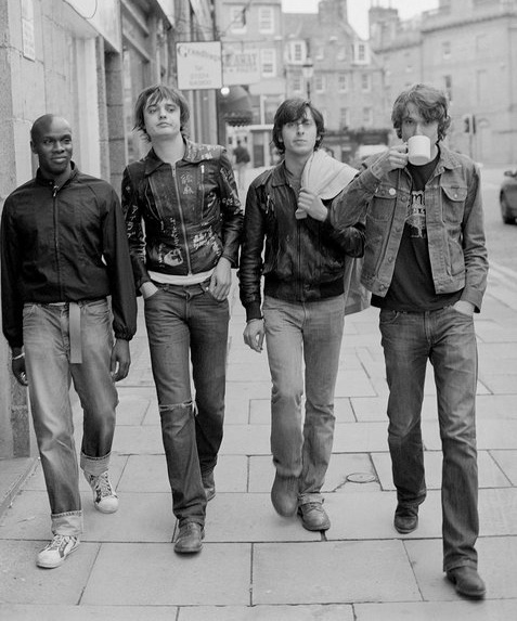 The Libertines. Really getting into them right now