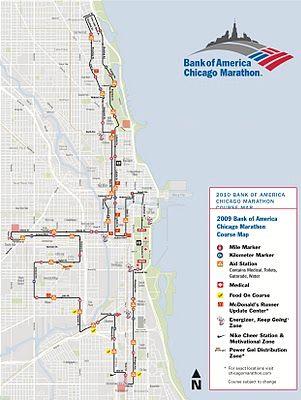 13 best Races images on Pinterest Chicago marathon The chicago