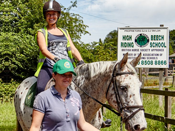 Looking for certified school to learn horse riding in London? Come to Highbeech Riding School, the perfect choice fr this purpose