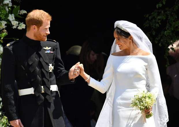 Le prince Harry et Meghan Markle : le couple