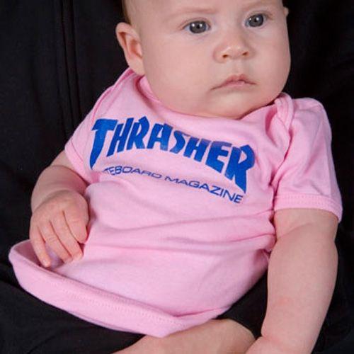 Thrasher Magazine Thrasher Skate Mag Infant T-Shirt