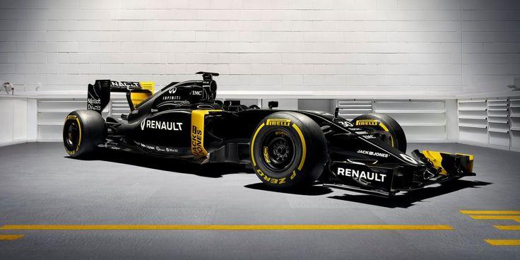 La vuelta de renault como equipo oficial de la f 243 rmula 1 tiene en el