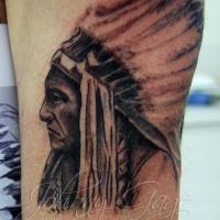 Tatuajes de indios americanos - Batanga