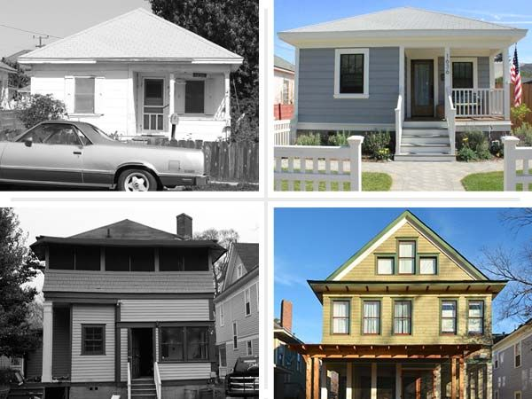 108 best Amazing house transformations images on Pinterest | Before ...