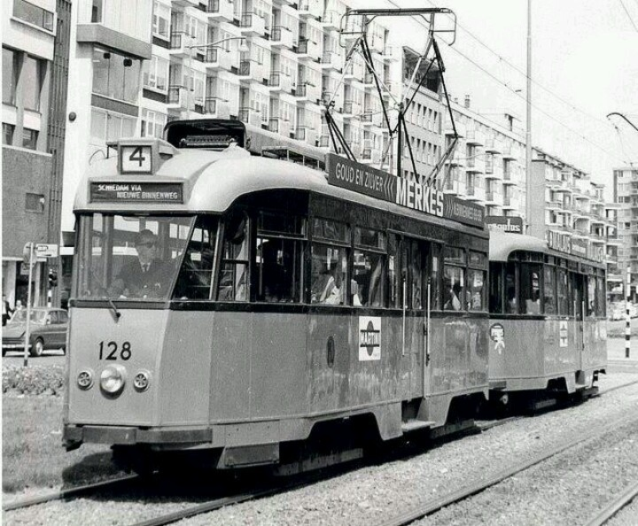 Lijn 4 Hillegersberg, centraal station....