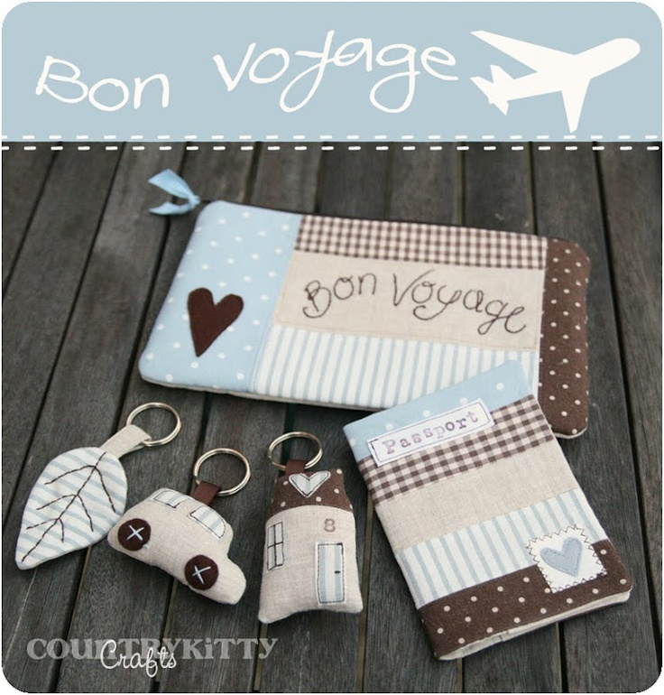 Countrykitty: Bon Voyage!