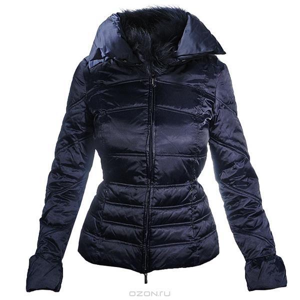 Стеганая куртка женская