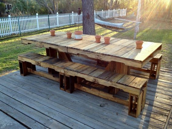 25+ Unique Diy Picnic Table Ideas On Pinterest | Picnic Tables, Outdoor  Tables And Outdoor Picnic Tables
