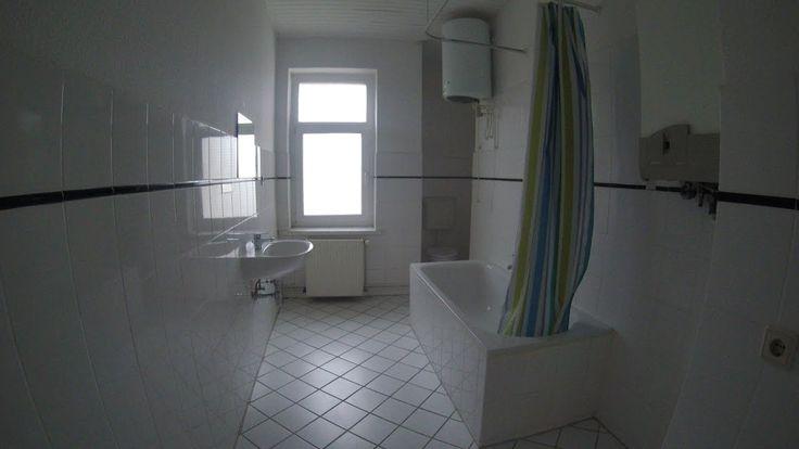 2 Zimmer  #Mietwohnung oder  2er WG tauglich mit  #Wannenbad und Fenster