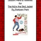 Hilarious back to school read aloud with lesson plans and student handouts covering common core language arts standards.  $
