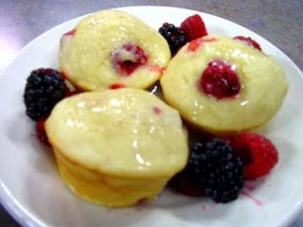 Lemon Raspberry Muffins Recipe from Festival Foods, a grocery store in Green Bay. This was featured on the local morning news.