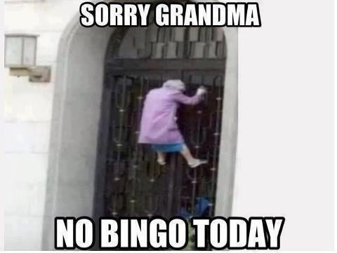 Grandma wants to play a little game 9