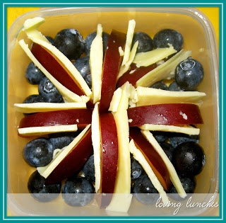 Australia Day  #bento  #littlebentomovement