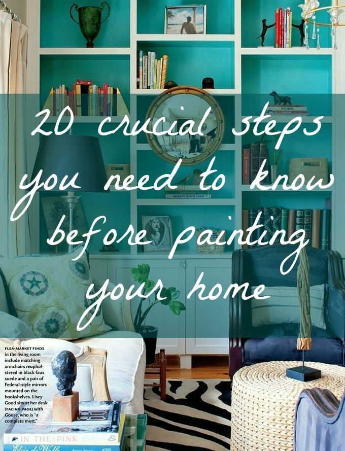 20 home interior painting tips you need to know
