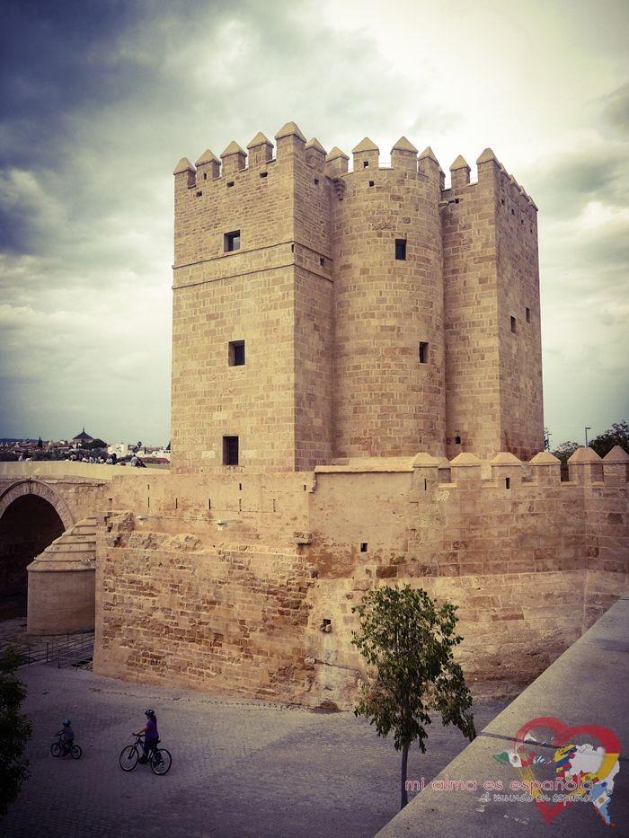 Torre de la Calahorra. Puente Romano. Córdoba, Andalucía, España.