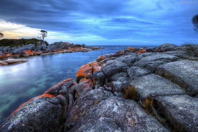 Binalong Bay (bay of fires), Tasmania | 1,000,000 Places