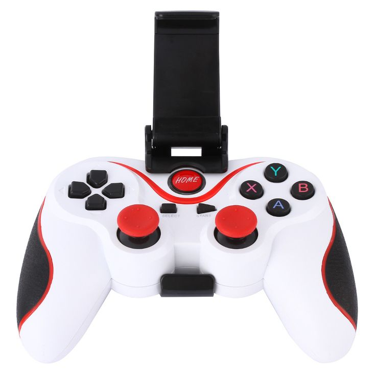 T3 Android Wireless Bluetooth 3.0 Gamepad Gaming Remote Controller Joystick BTfor Android Smartphone Tablet PC TV Box