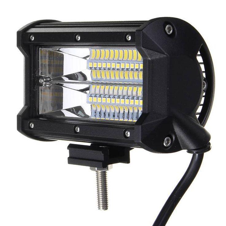 Simple Waterproof IP Inch W LED Work Light Bar Flood Lamp Driving Off Roads LED Car Work Lights For Boat Truck DC V