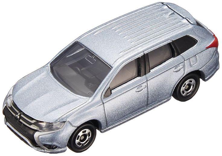 Takara Tomy Tomica Series No. 70 Mitsubishi Outlander PHEV Japan #TAKARATOMY