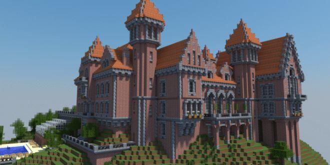 The Red Castle | Le Château Rouge