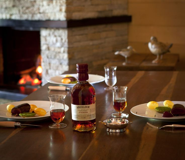 Whisky Aberlour Hunting Club Visuel_Diner_Francis_Hammond