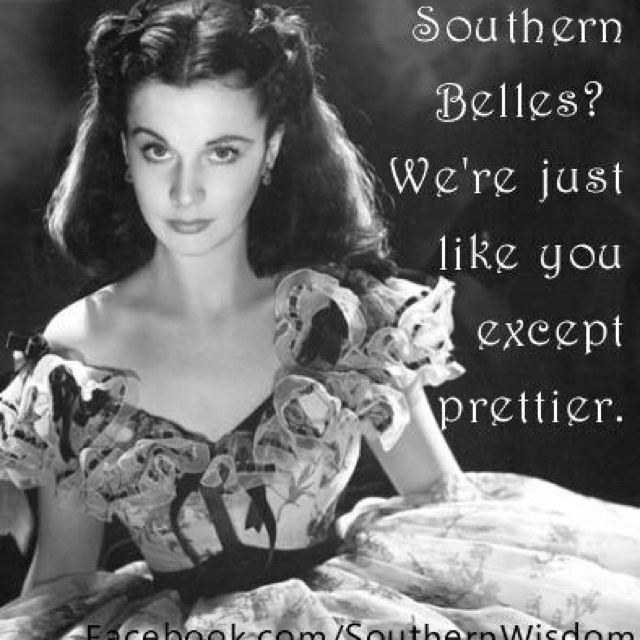 Southern all day long!