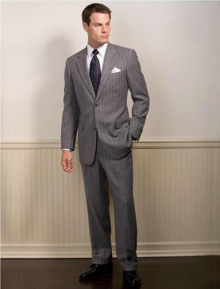 Brett Hollands for Brooks Brothers (Fall 2007) #BrettHollands #malemodel #model #malesupermodel #supermodel #Canadian #BrooksBros #BrooksBrothers #NextModels #FordModels_Chi #WilhelminaModel #suit #tie