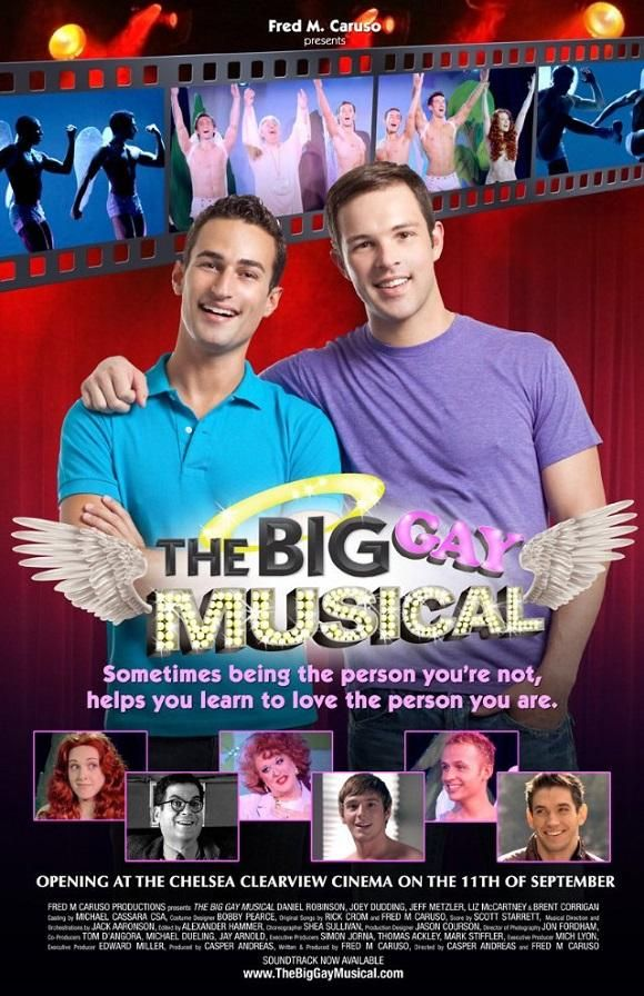 Grab the Essentials #Summer #Sale 'The Big Gay Musical'  http://gay-themed-films.com/product/big-gay-musical-3/