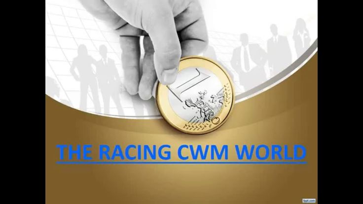 THE RACING CWM WORLD UPDATES