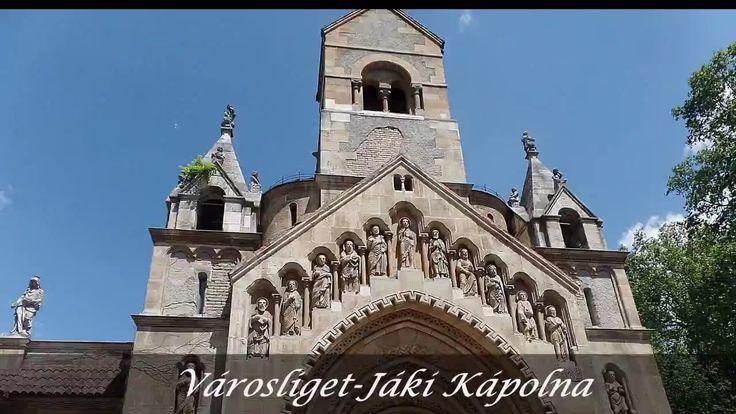 Városliget - Jáki Kápolna