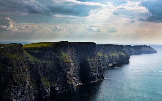 falaises de Moher, Irlande