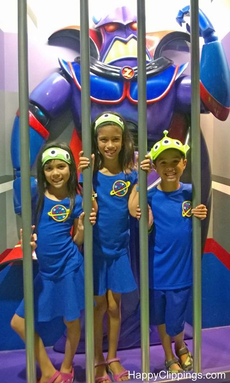 Cute Toy Story Alien Costumes for Kids (Disney Halloween Costume)