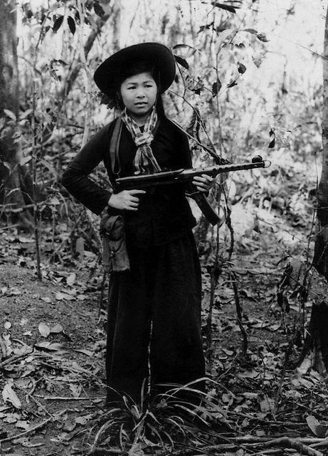 Viet Cong Girls | Viet Cong Girl