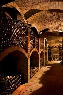 unique wine cellars - Google Search