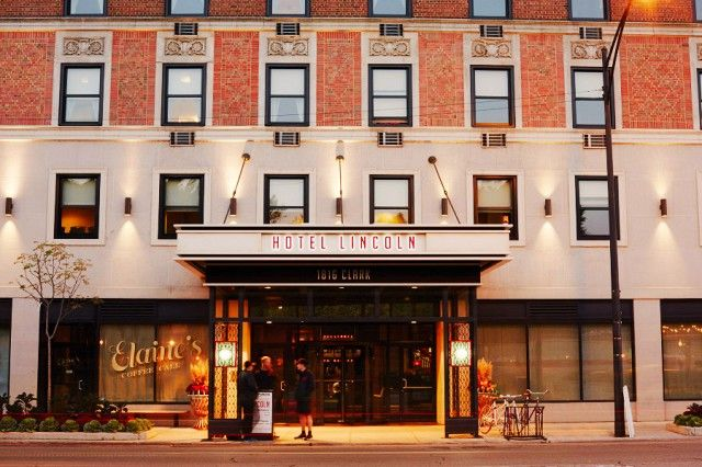 Hotel Lincoln • Across the street from sprawling Lincoln Park and the city's zoo, this newly remodeled boutique hotel is convenient to the vibrant Lincoln Park and Old Town...