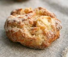Rezept Apfelküchlein / Apfelbällchen von Sylvia Rist - Rezept der Kategorie Backen süß