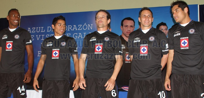 Uniforme - Cruz Azul Fútbol Club A.C. ®