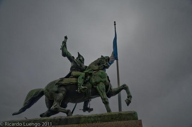 Libertador by Ricardo Luengo, via Flickr