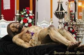 Cruces de Pasión: Triduo Hdad. Santo Entierro - San Fernando (Cádiz)...