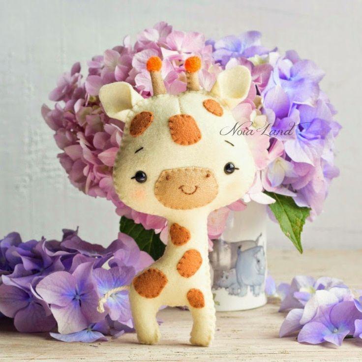 Una jirafa se balanceaba...