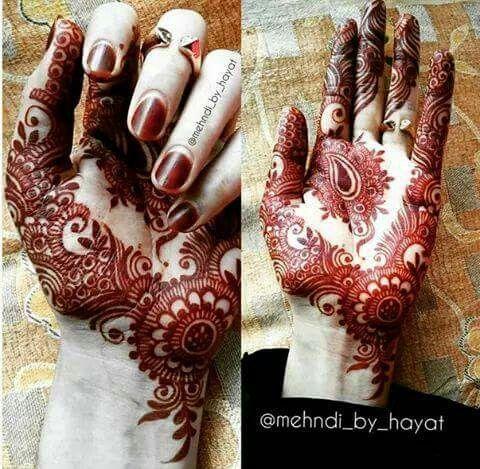 Mehndi love