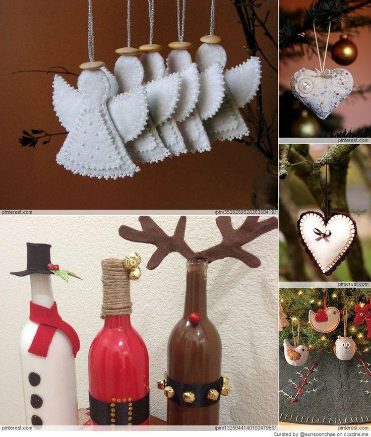DIY Christmas Crafts #crafts #diy #christmas http://richfieldsinteriors.com/