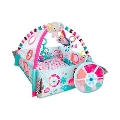 Le tapis d'éveil Ball Play™ de BRIGHT STARTS