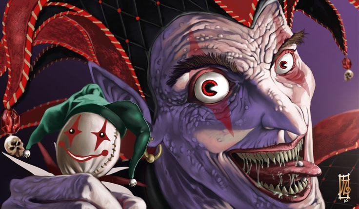 Boyce Walter - killer clown pic: High Definition Backgrounds - 2200 x 1285 px