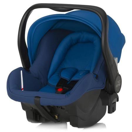 Автокресло Britax Romer Primo Ocean Blue  — 12870р. ------------ Primo от Britax Romer - универсальный аксессуар для путешествий с малышом с первых дней жизни, совмещающий в себе функции люльки-переноски, качалки и автомобильного кресла группы 0+. Модель оборудована глубоким солнцезащитным капором, удобной ручкой для переноски и трехточечным ремнем безопасности, а также укомплектована съемным вкладышем-подголовником для правильного расположения и поддержки важных зон тела новорожденного…